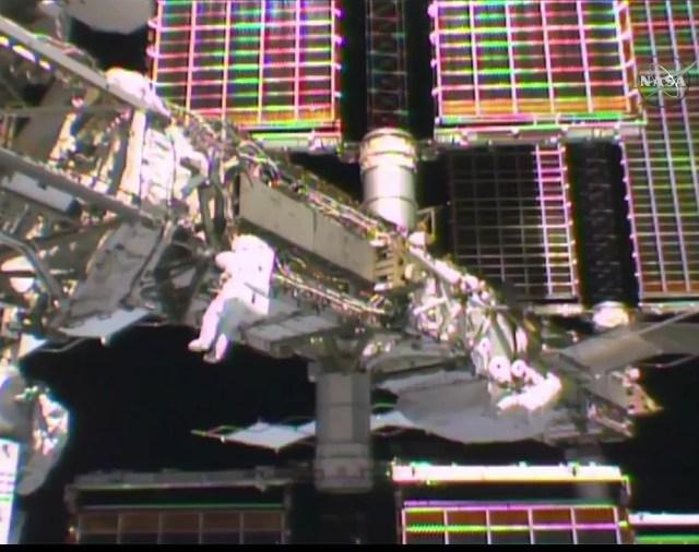 Image: Spacewalkers