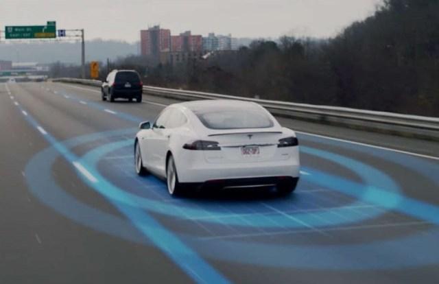 Image: Tesla Autopilot