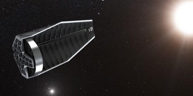 Project Blue telescope