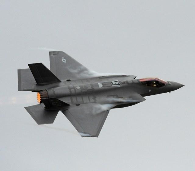 F-35 jet