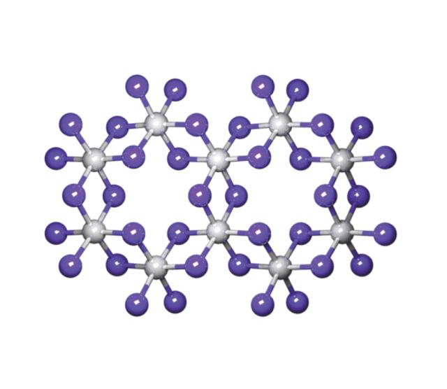 Chromium triiiodide