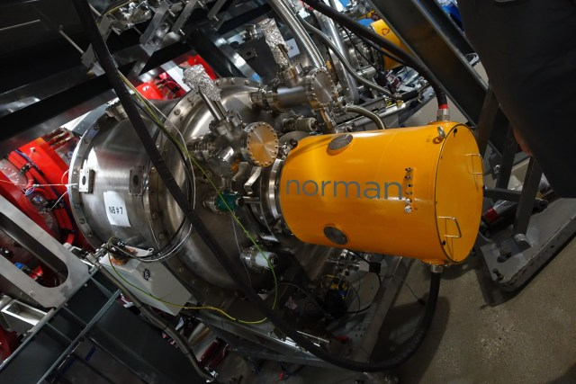 Tri Alpha Energy's Norman plasma generator