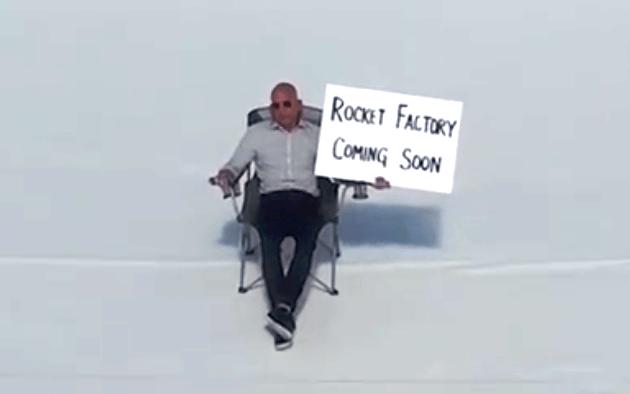 Jeff Bezos in Instagram video