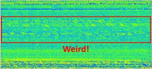 Weird Signal