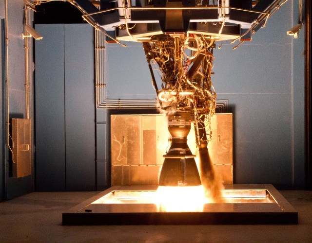 Merlin rocket engine