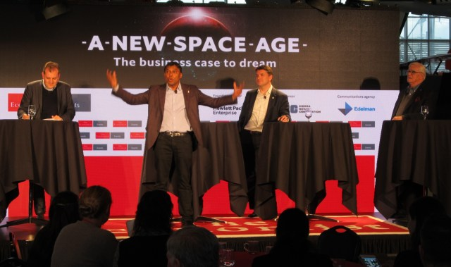 """New Space Age"" debate"