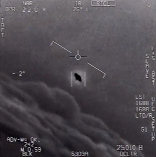 Aerial encounter