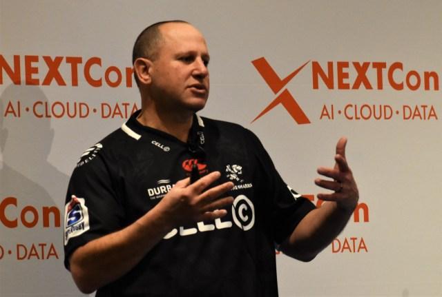 Microsoft's Steve Guggenheimer