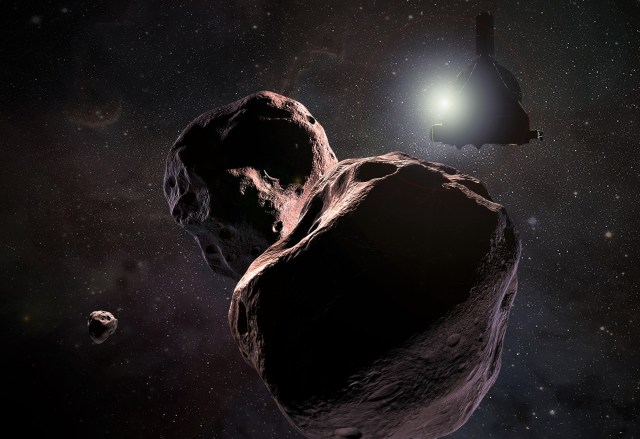 Ultima Thule and New Horizons