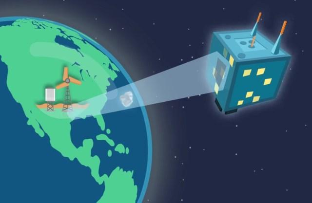 IoT satellite