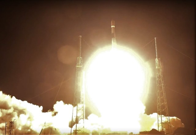 SpaceX Falcon launch