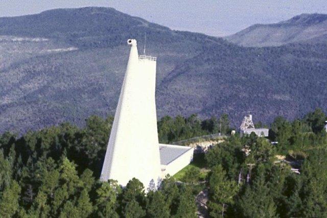 Sunspot Solar Observatory