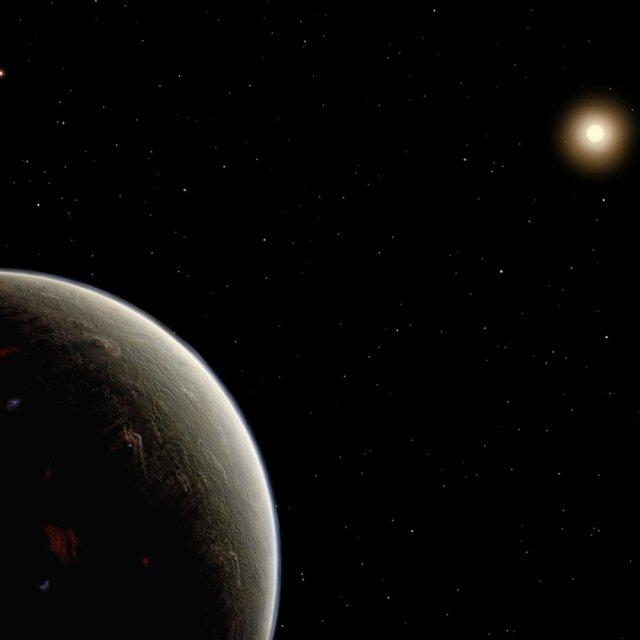 Planet at HD 26965