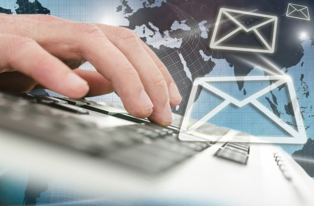 Email flurry