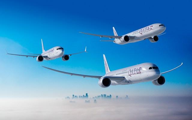 Qatar Boeing jets