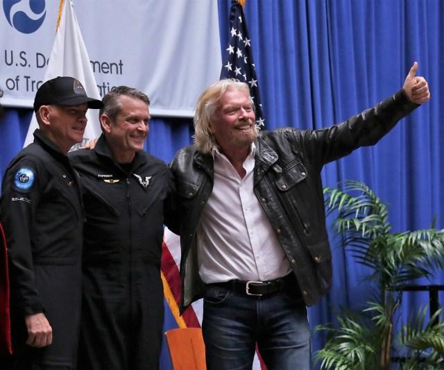 Astronaut wings ceremony