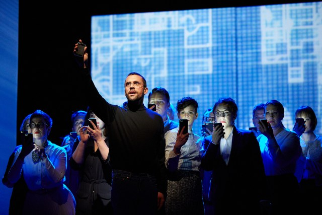 John Moore in Steve Jobs opera