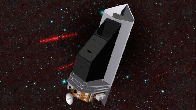 NEOCam telescope