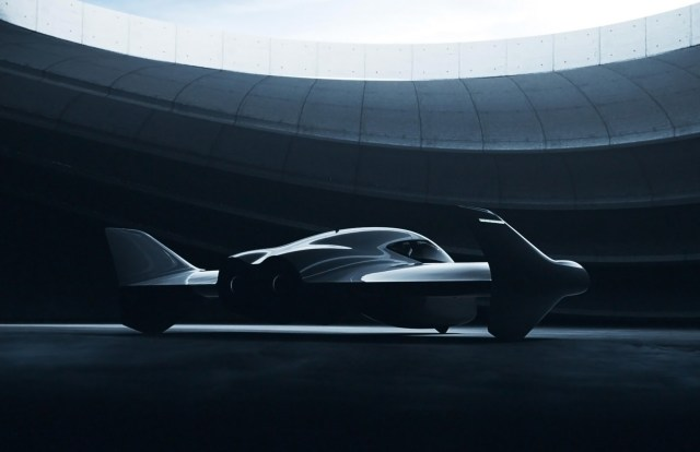 Concept car for urban air mobility