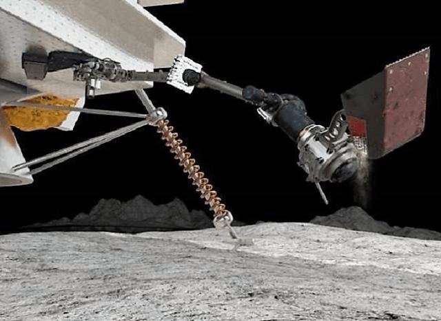 Maxar robotic arm