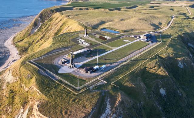 Rocket Lab Launch Complex 1