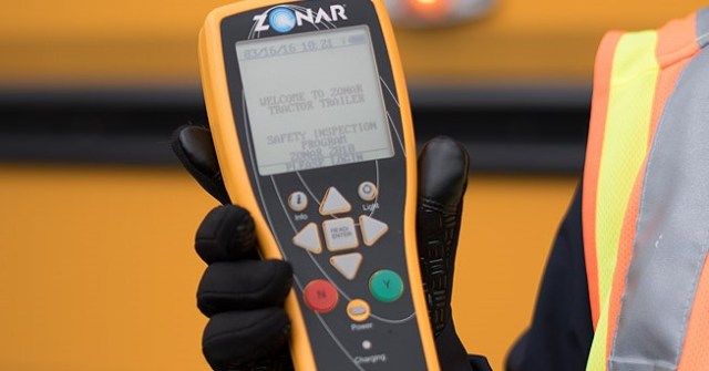 Zonar Systems device