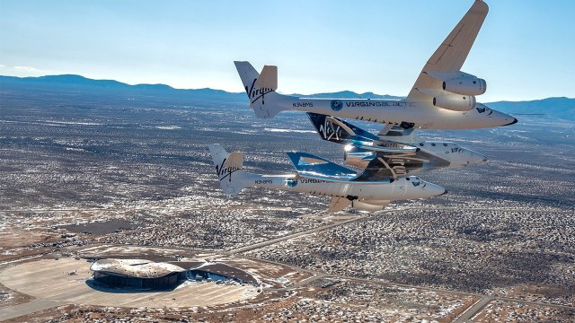 New Mexico spaceport
