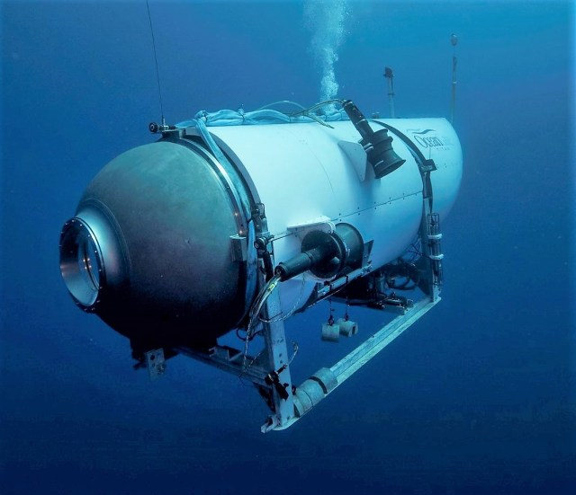 Titan submersible