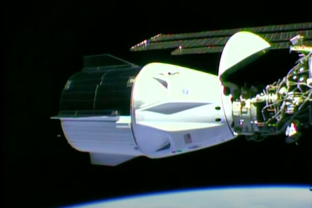 SpaceX Crew Dragon Endeavour