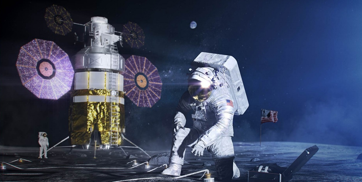 NASA lays out $28B plan for Artemis moon landing