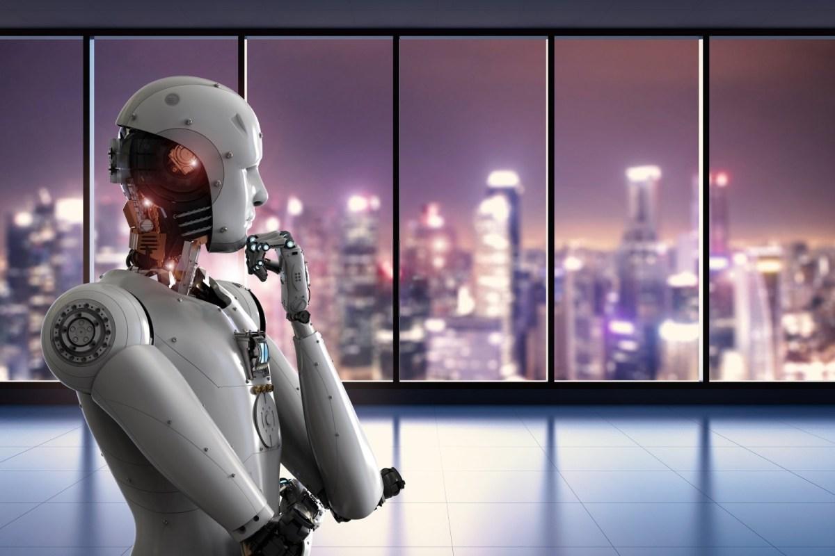 AI robot / Bigstock.com