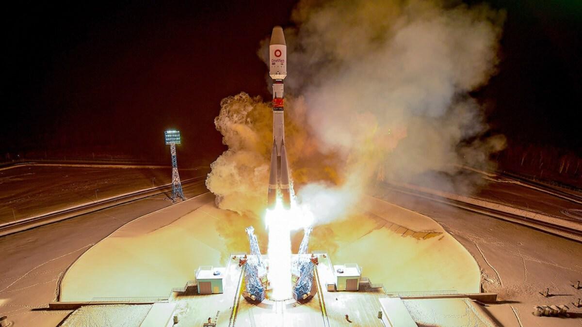 OneWeb Soyuz launch