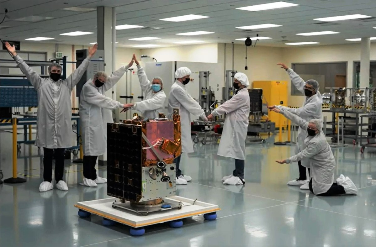 YAM-3 satellite completed