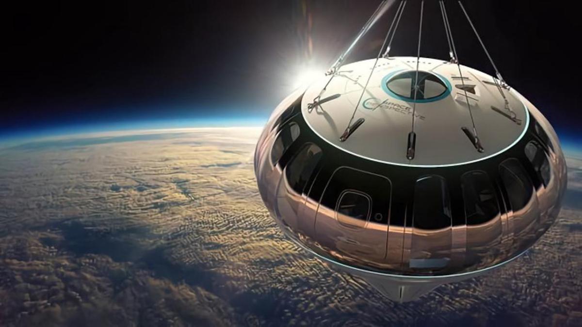 Neptune capsule