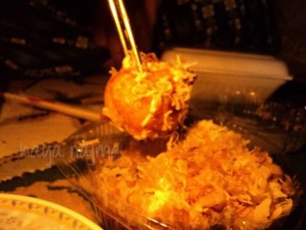 Crab Takoyaki