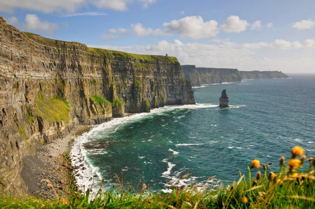 Ireland Cliffs of Moher_shutterstock_58544074