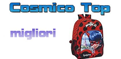 72157b67b4 I 10 migliori zaini di Ladybug (Miraculous) su Amazon   Cosmico - Migliori,  recensioni e opinioni