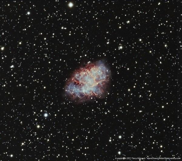 The Crab Nebula – Cosmic Pursuits