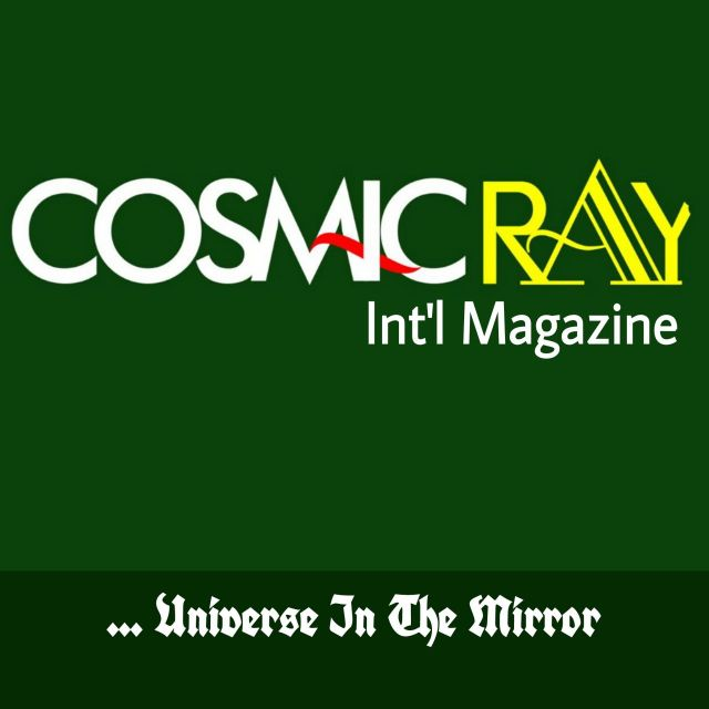 About cosmicray int'l mag image