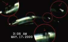 Image of possible non-human occupant inside Turkey UFO seen by multiple witnesses (e)