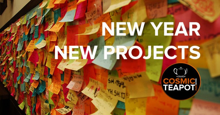 New Year, New Projects