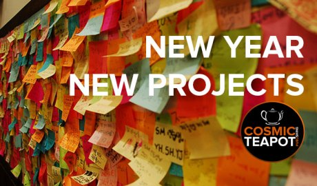 New Year New Projects