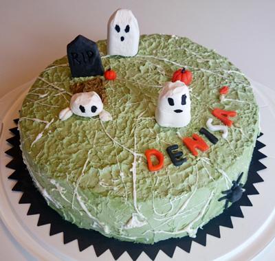 Spöktårta :)