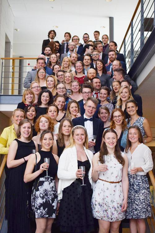 Class of 2016, läkarprogrammet Linköping.