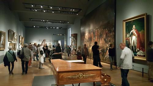 På Rijksmuseum.