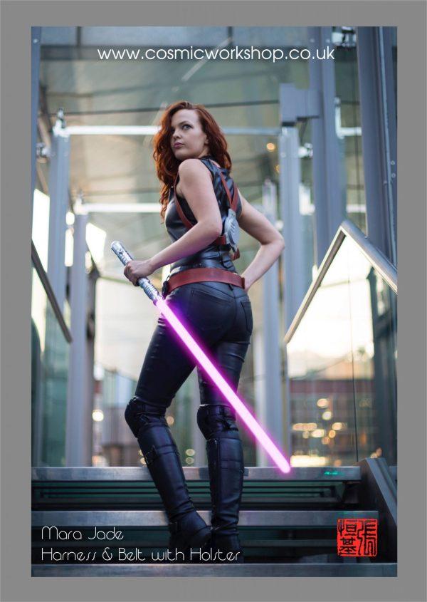 Mara Jade cosplay costume