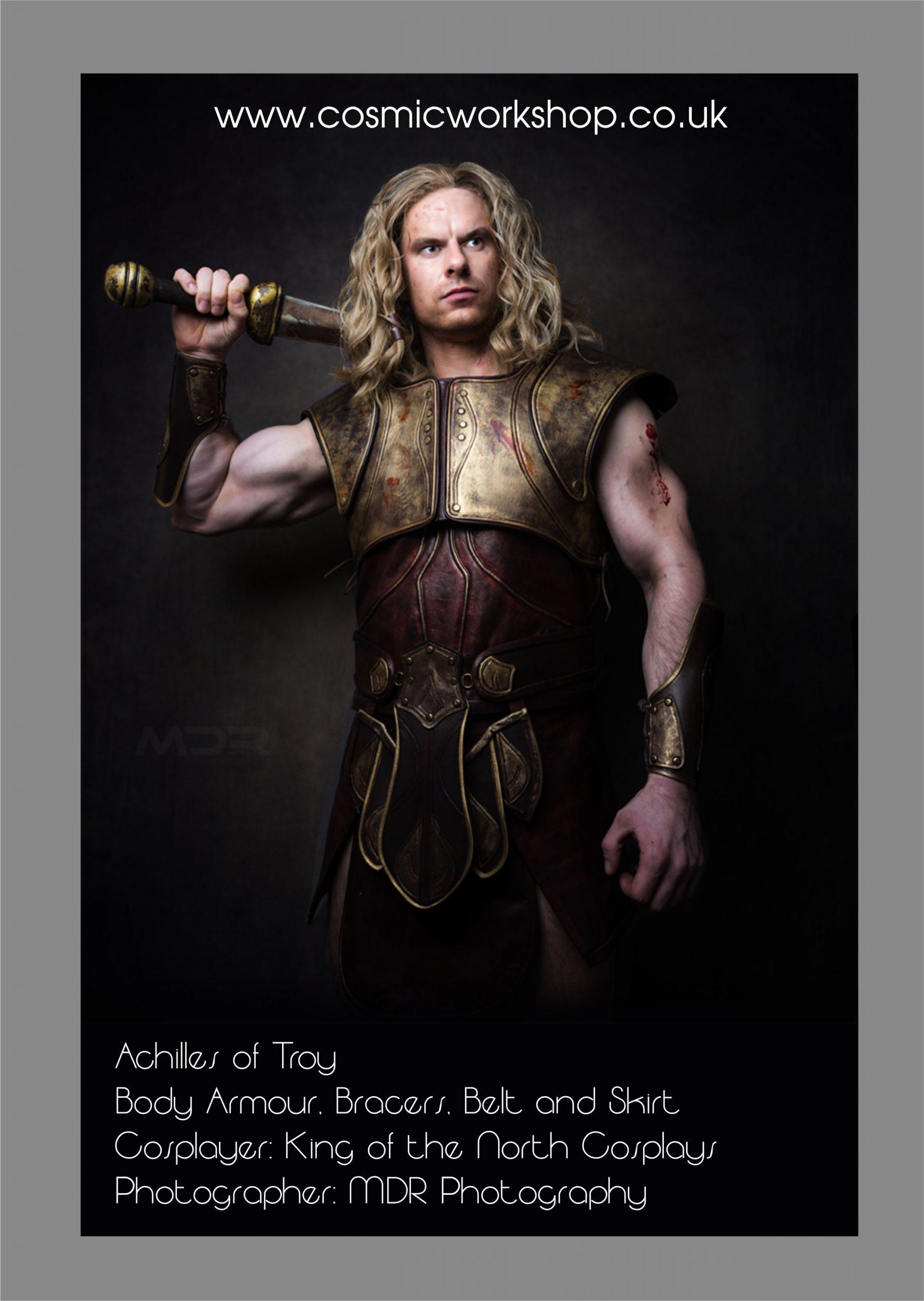 Achilles armour (Troy) Brad Pitt