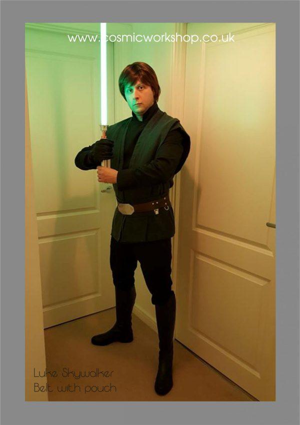 luke skywalker belt return of the jedi
