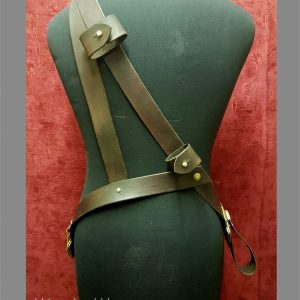 back of wonder woman harness