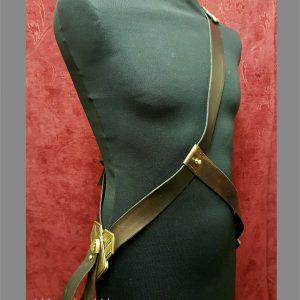 right side of wonder woman lasso harness